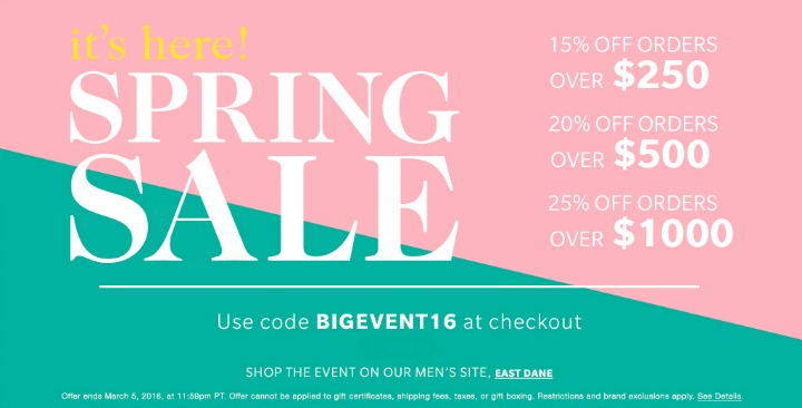 Kimba Likes Shopbop Spring Sale | Currently Crushing On designer awesomeness