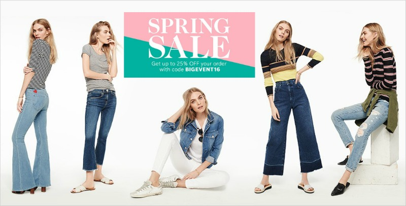 Kimba Likes Shopbop Spring Sale | Currently Crushing On designer denim