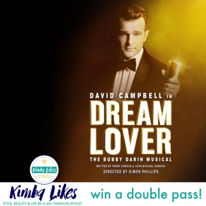 Kimba Likes Dream Lover the Bobby Darin Musical