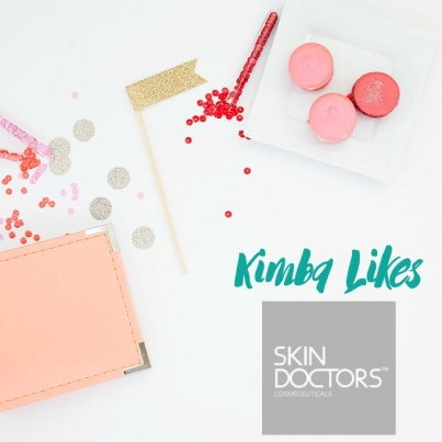 Kimba Likes Skin Doctors - beauty review