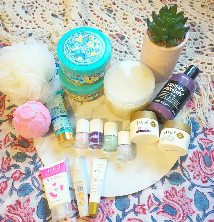Kimba Likes Mothers Day - create a DIY day spa for your mum