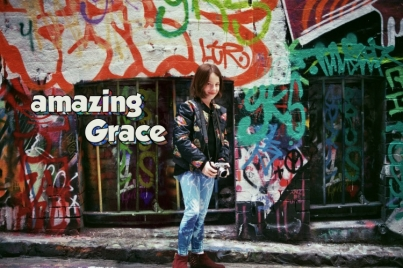 Kimba Likes amazing Grace web series - back it now on Pozible