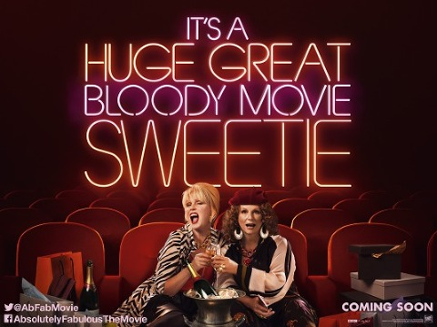 Absolutely Fabulous movie review | Kimba Likes Absolutely Fabulous : The Movie