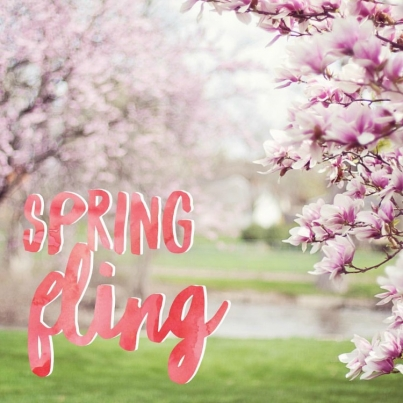 Spring Fling Style Challenge | Kimba Likes and She Writes
