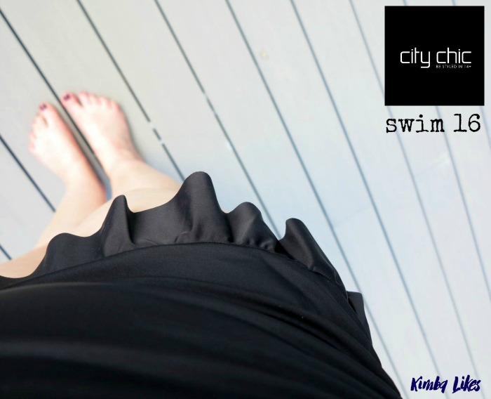 Kimba Likes City Chic Swim 16