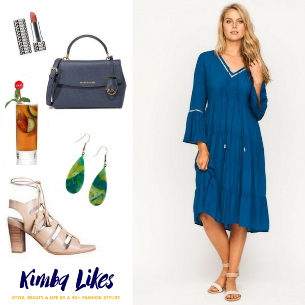 Wednesday Wish List for Summer Style File | Lucciola Gemma dress