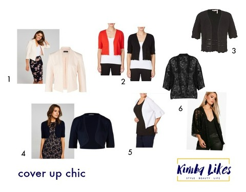 Kimba Likes | how to cover up bingo wings in style | cover up chic