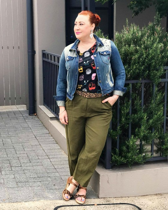 Kimba Likes | a week of wearing pants after Frocktober