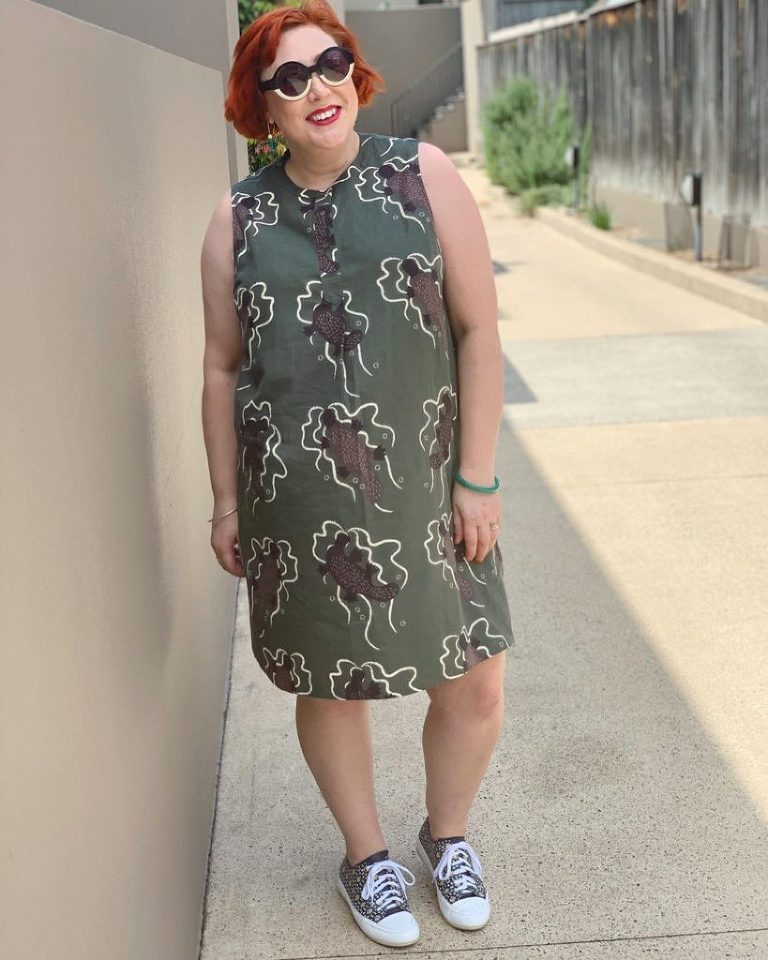 Jericho Road Clothing Platy dress