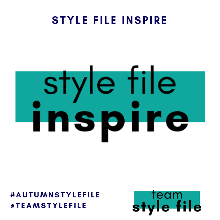 style file INSPIRE for March style challenge