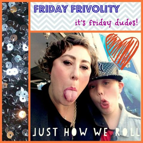Friday Frivolity