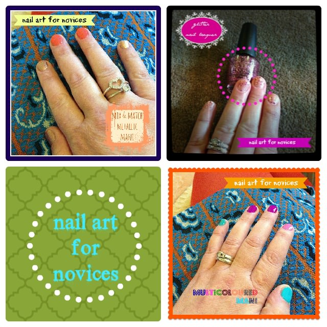 Nail Art for Novices