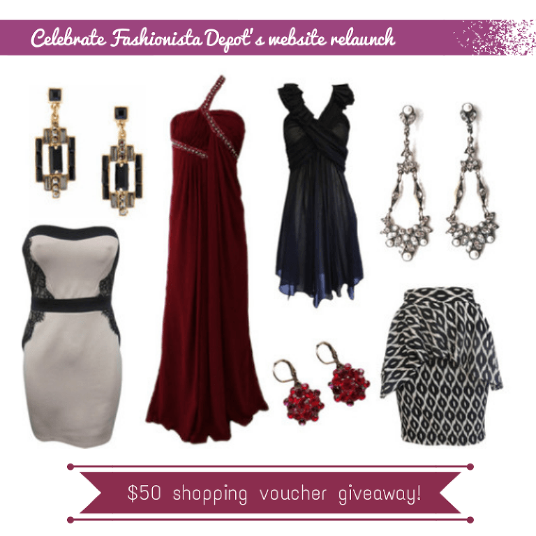 Fashionista Depot Giveaway