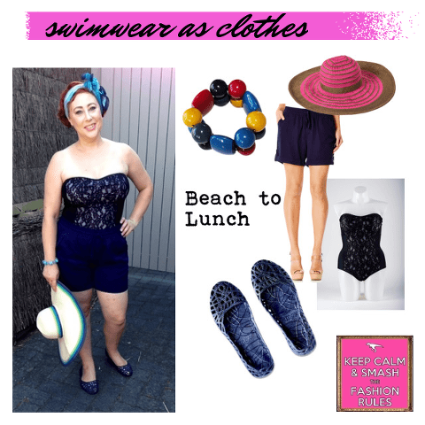 Swimwear as Clothes