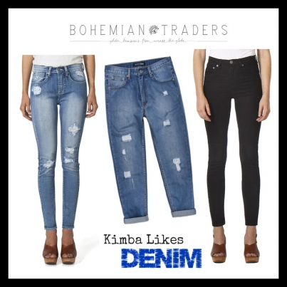 Bohemian Traders Jeans