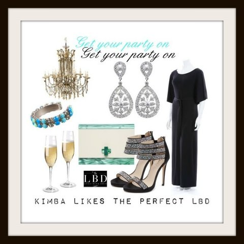 The Perfect LBD Mystery Case Style Challenge