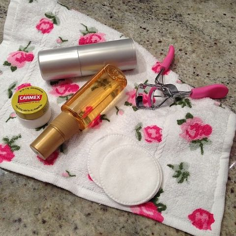 Carmex Lip Perfection Morning Routine