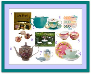 Currently Crushing On   Tea Party