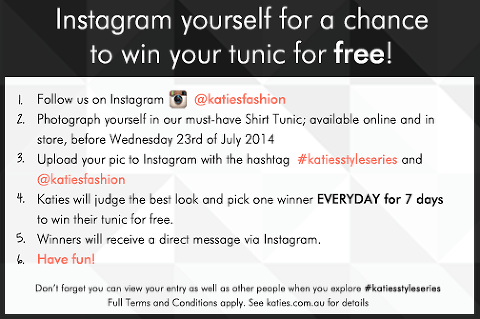 Katies Style Series Instagram Competition