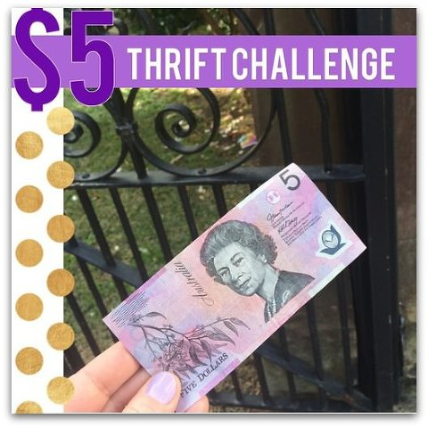 $5 Thrift Challenge | Rozelle Markets
