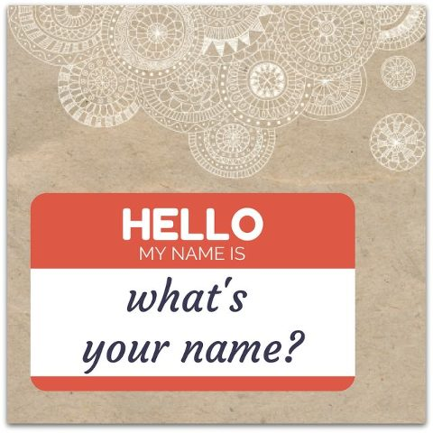 What is in a name? | Kimba Likes