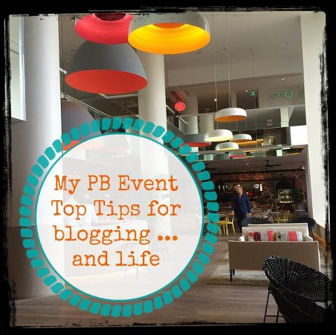 Kimba Likes | My PB Event Top Tips for blogging AND life