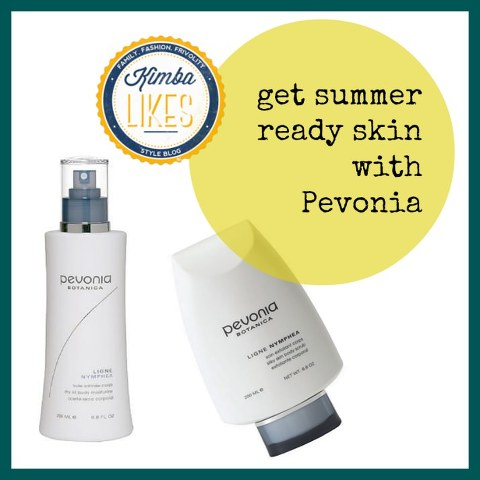 Get Summer Ready Skin with Pevonia