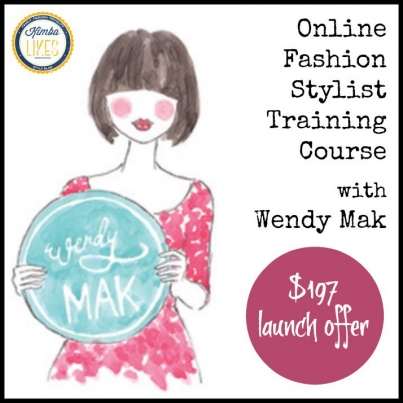 Online Fashion Stylist Training Course with Wendy Mak