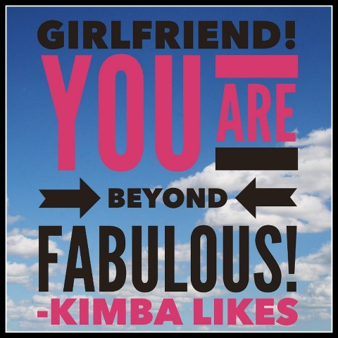 Kimba Likes Body Loving and why we should love ourselves