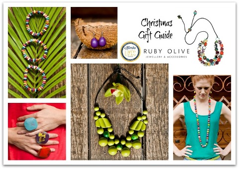 Kimba Likes Christmas Gift Guide Jewellery - gorgeous jewellery by Ruby Olive
