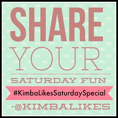 Kimba Likes Weekend Love //  Kimba Likes Saturday Special and Kimba Likes Sunday Funday