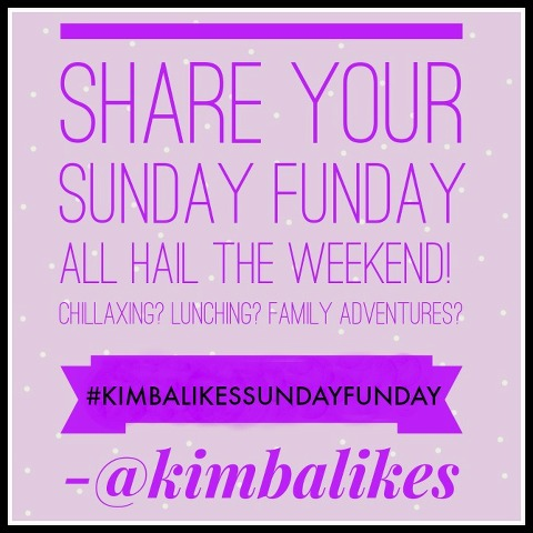 Kimba Likes Weekend Love // Saturday Special and Sunday Funday