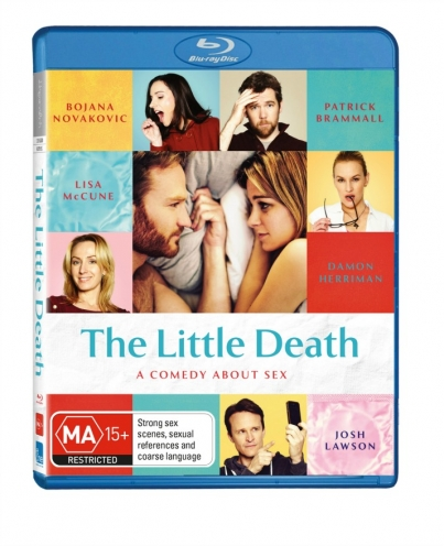 Kimba Likes The Little Death | DVD Review and Giveaway