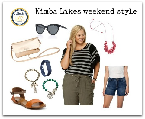 Kimba Likes Weekend Style for Valentine's Day | shop my style