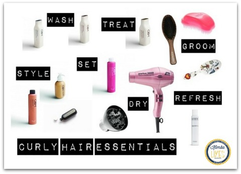 Kimba Likes curly hair tips and tricks | curly hair essentials you need!