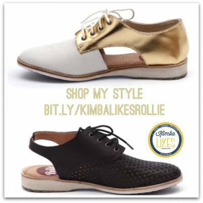 Kimba Likes Happy Shoesday! All about my love for Rollie Shoes