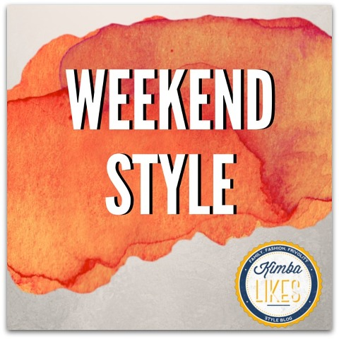 Kimba Likes Weekend Style | sharing what I wore and what we did in the weekend #kimbalikes #weekendstyle
