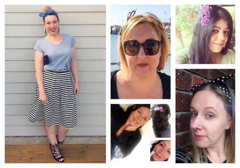 Kimba Likes Hairbow or Flowers in your Hair for #SpringFling style challenge - how you rocked it #kimbalikes #SpringFling #hairbow #flowersinyourhair