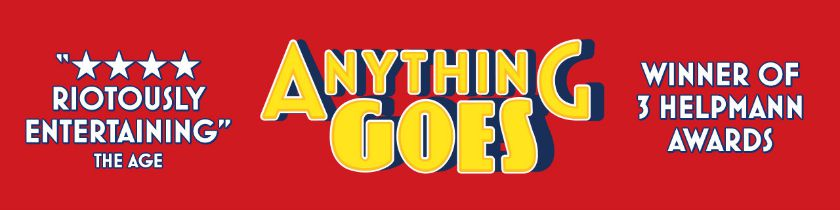 Kimba Likes Anything Goes at the Sydney Opera House til 31 October 2015