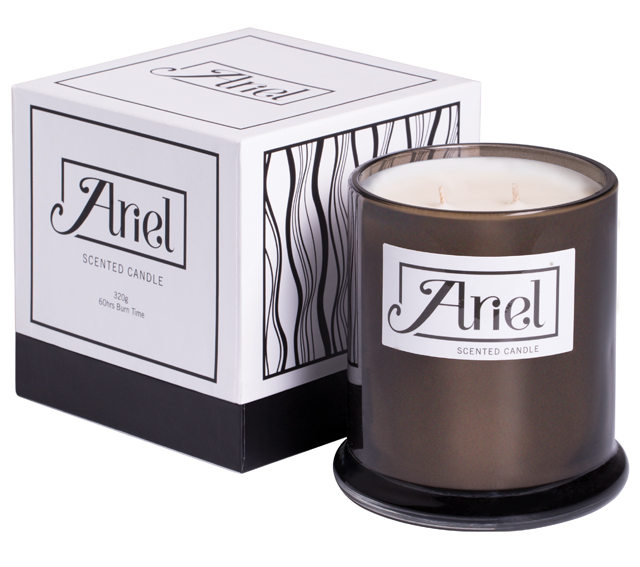 Kimba Likes supporting Down Syndrome Awareness Month in October. This month, buy a full size Ariel Candle, and receive a mini one as your gift.