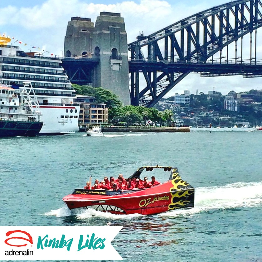 Kimba Likes Adrenalin Share an Experience - a fun way to spend some time together #ShareanExperience #ShareAdrenalin