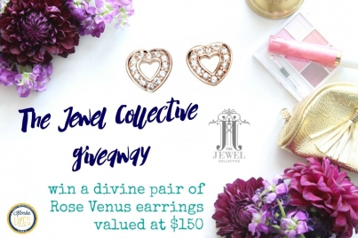 Kimba Likes Christmas Gift Guides 2015 - glamorous gorgeousness from The Jewel Collective, plus a rose gold GIVEAWAY valued at $150