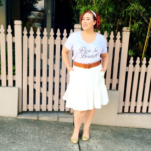 Kimba Likes Autumn Style File - sharing what I wore for our 7 day Style Challenge!