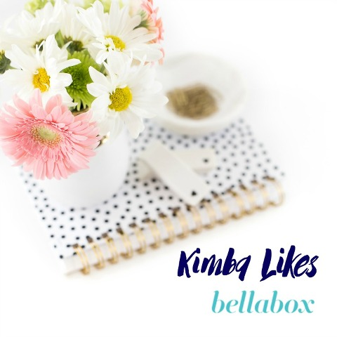 Kimba Likes Bellabox and Bellababy - gorgeous subscription boxes
