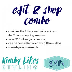 Kimba Likes Styling - wardrobe edits and personal shopping sessions by a 40+ Sydney fashion stylist