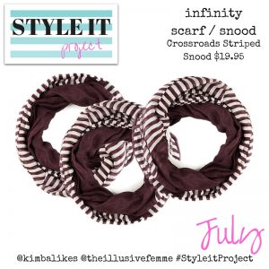Kimba Likes Style it Project with The Illusive Femme