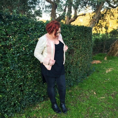 wearing Ruby and Lilli Noir | Kimba Likes