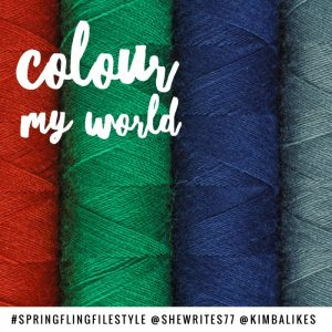 Spring Fling Style File | colour my world