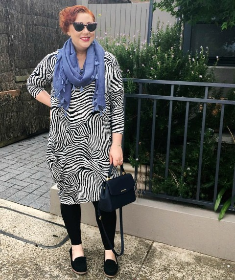 Kimba Likes Frocktober 2016 | wearing Three Parsons and Ruby and Lilli