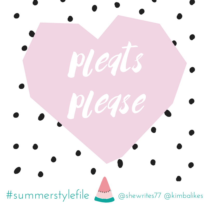 Summer Style File 14 day challenge with Kimba Likes and She WritesSummer Style File 14 day challenge with Kimba Likes and She Writes